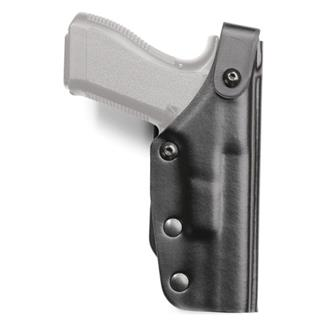 Gould & Goodrich Triple Retention Quantum Duty Holster Plain Black