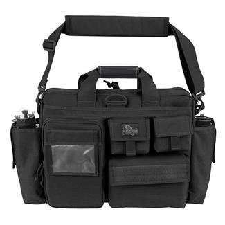 Maxpedition Aggressor Tactical Attache Bag Black