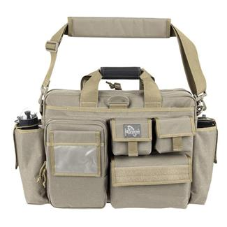 Maxpedition Aggressor Tactical Attache Bag Khaki