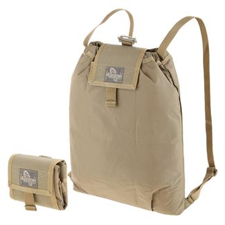 Maxpedition Rollypoly Folding Backpack Khaki