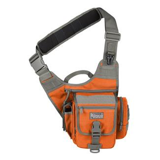Maxpedition S-Type Fatboy Versipack Orange / Foliage