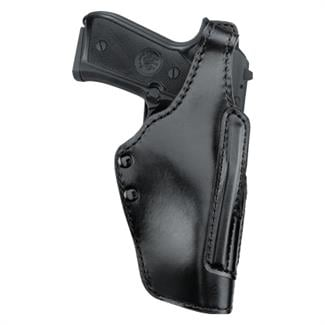 Gould & Goodrich Astro Double Retention Duty Holster Plain Black
