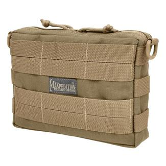 Maxpedition Large Tactile Pocket Khaki