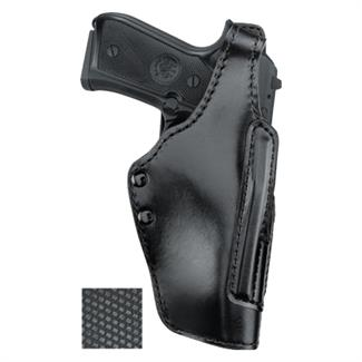 Gould & Goodrich Astro Double Retention Duty Holster Black Basket Weave
