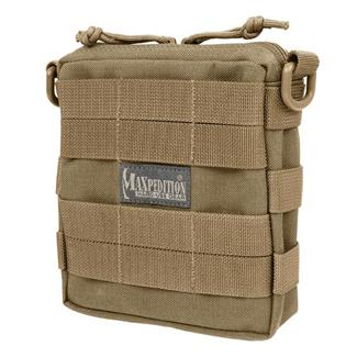 Maxpedition Medium Tactile Pocket Khaki
