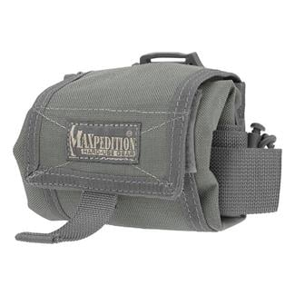 Maxpedition Mega Rollypoly Folding Dump Pouch Foliage Green