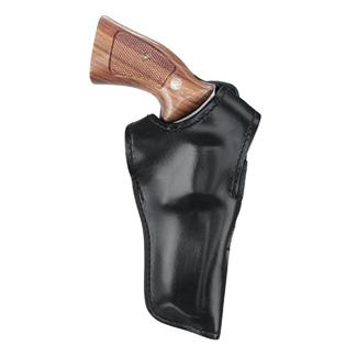Gould & Goodrich Double Retention Revolver Duty Holster Black Plain