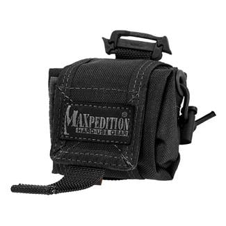 Maxpedition Mini Rollypoly Folding Dump Pouch Black