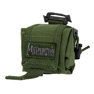 Maxpedition Mini Rollypoly Folding Dump Pouch Olive Drab