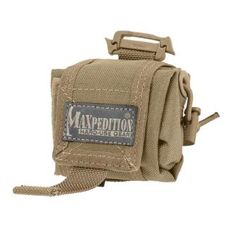 Maxpedition Mini Rollypoly Folding Dump Pouch Khaki