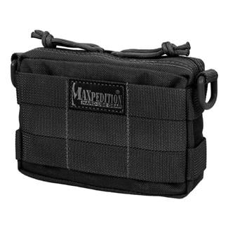 Maxpedition Small Tactile Pocket Black