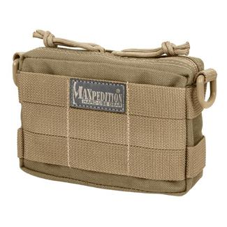 Maxpedition Small Tactile Pocket Khaki