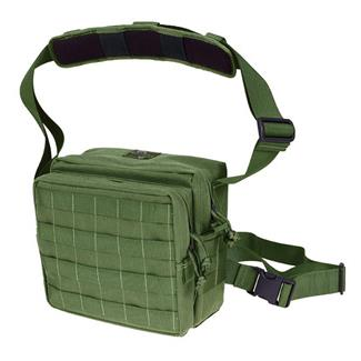 Maxpedition Active Shooter Bag w/ PALS Front Olive Drab