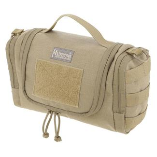 Maxpedition Aftermath Compact Toiletries Bag Khaki