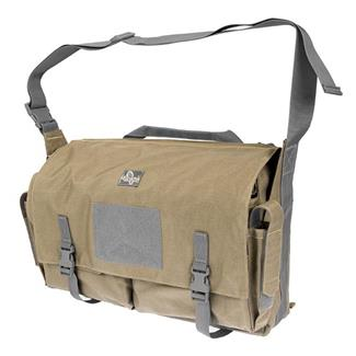 Maxpedition Gleneagle Messenger Bag Khaki / Foliage Green