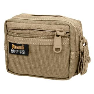 Maxpedition Three-By-Five Khaki