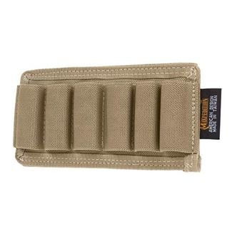 Maxpedition Horizontal Shotgun 6 Round Panel Khaki