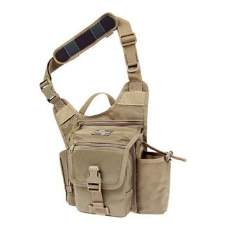 Maxpedition Fatboy G.T.G. S-Type Versipack Khaki