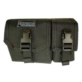 Maxpedition Tear Away Map Case with GPS Pocket Pouch Black
