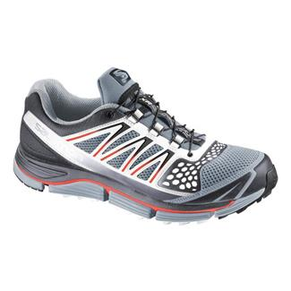 Salomon XR Crossmax 2 Pearl Gray / Dark Cloud / Bright Red