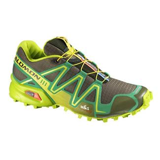 Salomon Speedcross 3 Bayou Green / Clover Green / Mimosa Yellow