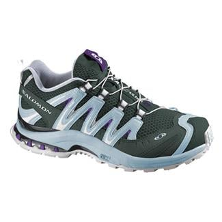 Salomon XA Pro 3D Ultra 2 Gray Denim / Water Vapor / Grape Juice