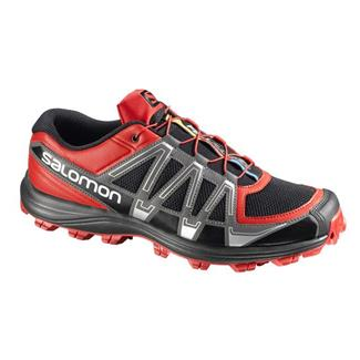 Salomon Fellraiser Black / Bright Red / Autobahn