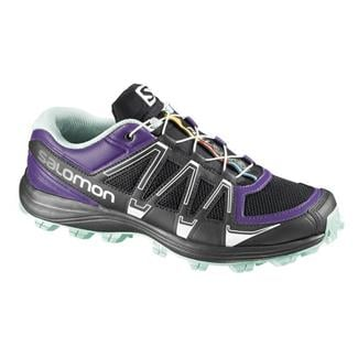 Salomon Fellraiser Black / Igloo Blue / Grape Juice
