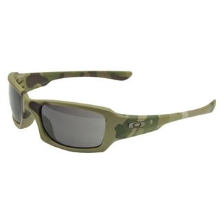 Oakley SI Fives Squared Multicam (frame) - Warm Gray (lens)