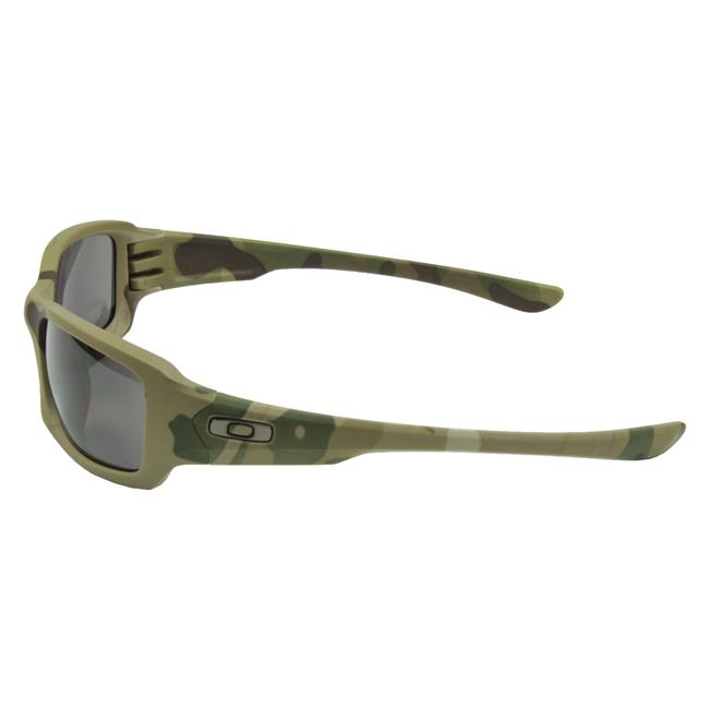 Oakley SI Fives Squared Warm Gray Multicam