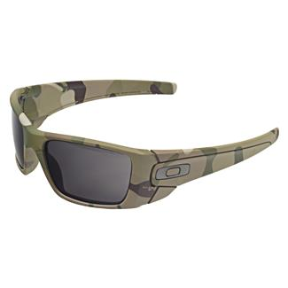 Oakley Fuel Cell Multicam (frame) - Warm Gray (lens)