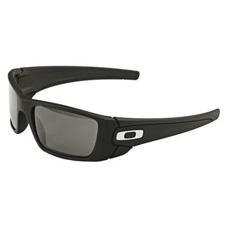 Oakley SI Fuel Cell Cerakote Black Warm Gray