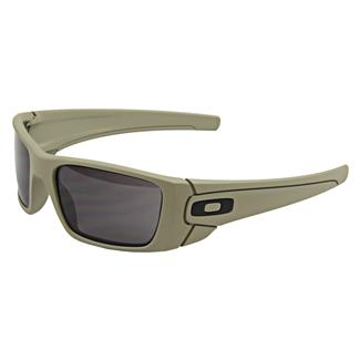 Oakley SI Fuel Cell Cerakote Desert Sage Warm Gray