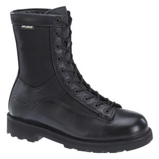 "Bates 8"" Durashocks Lace-to-Toe WP Black"