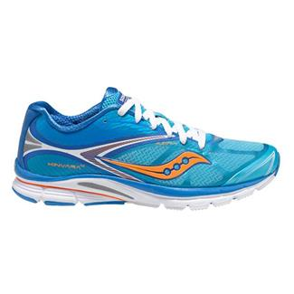 Saucony Kinvara 4 Blue / Orange