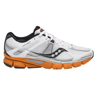 Saucony Mirage 3 White / Black / Orange