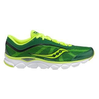 Saucony Virrata Green / Citron
