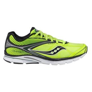 Saucony Kinvara 4 Citron / Black / Green