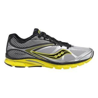 Saucony Kinvara 4 Grey / Yellow / Black