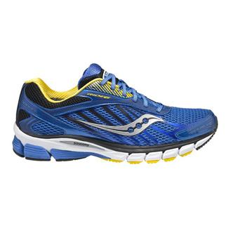 Saucony Ride 6 Blue / Yellow / Black