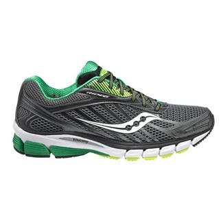 Saucony Ride 6 Grey / Green / Citron