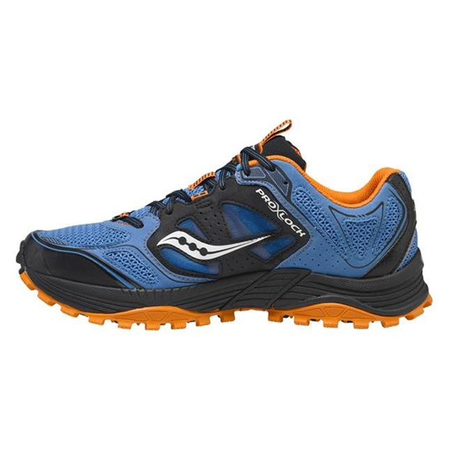 Saucony Xodus 4.0 Blue / Black / Orange