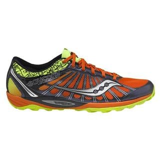 Saucony Kinvara TR2 Navy / Citron / Orange