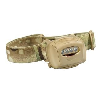 Princeton Tec Quad Tactical MPLS MultiCam Red / Blue / Green