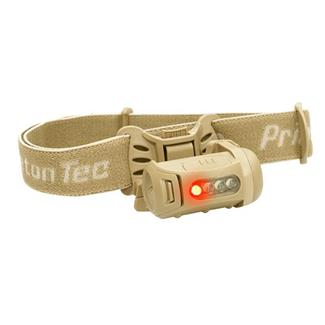 Princeton Tec Fred Tactical MPLS Tan Red