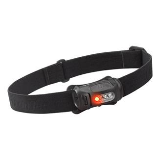 Princeton Tec Fred Headlamp Black Red