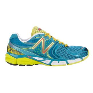 New Balance 1260v3 Teal / Lime Green