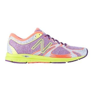 New Balance 1400 Purple / Hi Viz Yellow