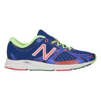 New Balance 1400 Blue / Coral / Green