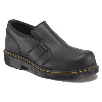 Dr. Martens Flux Resistor Slip-On ST Black